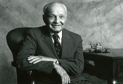 Meet our hall of famers - John Templeton