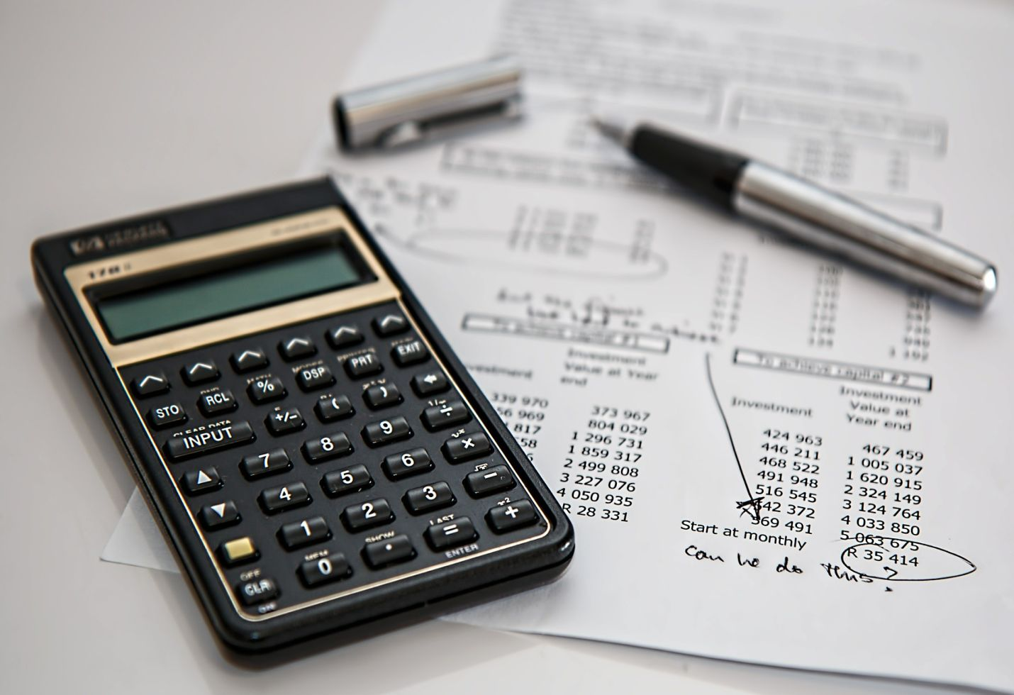 Importance of making an annual financial plan