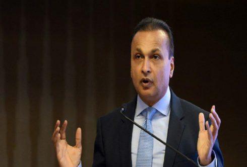 RCom Enterprise pledges 12.50 crore shares with IndusInd Bank