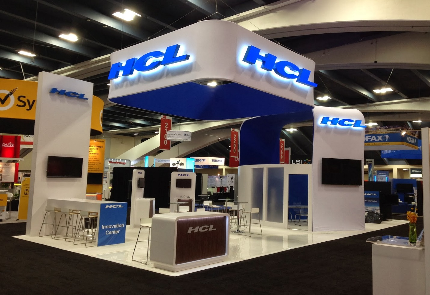 HCL to provide support to Xerox