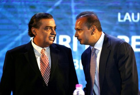 Reliance Communications settles dues with Ericsson