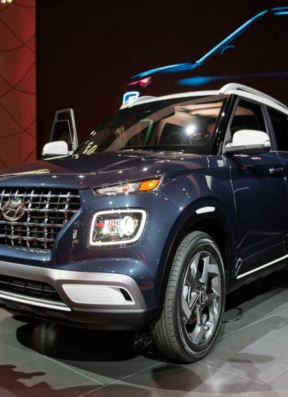 Hyundai drives in the Venue in the sluggish auto market