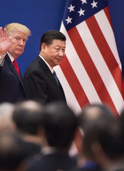 US china trade war escalates. Should we worry