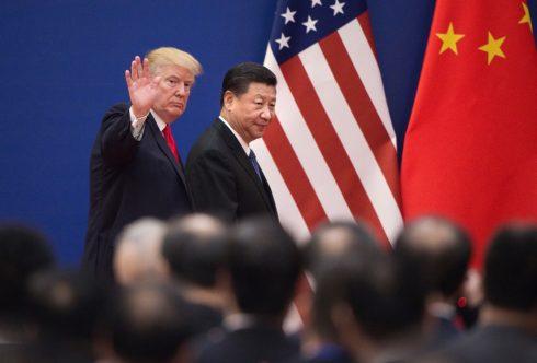 US china trade war escalates. Should we worry